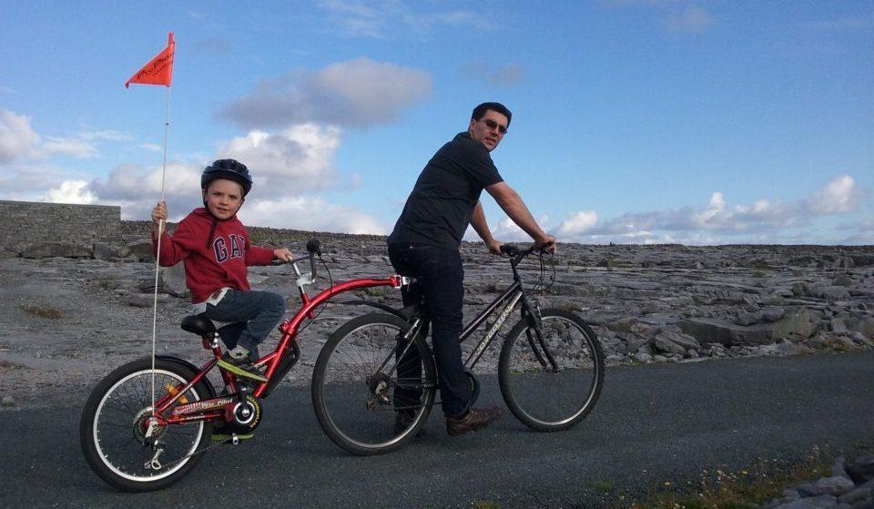 Tag-Along Bikes